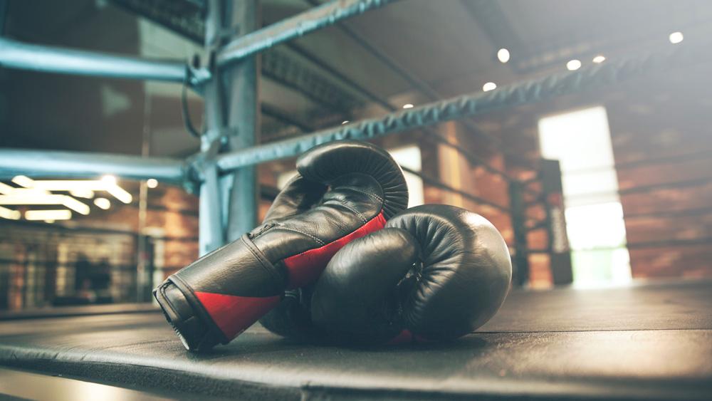 Thai Muay Boxing